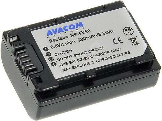 Sony NP-FV50 NPFV50 Rechargeable Battery Pack image 4