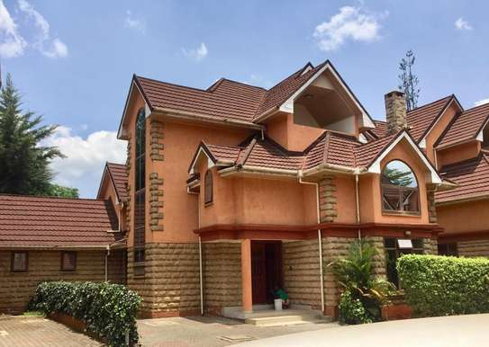 5 bedroom townhouse for rent in Kileleshwa image 1