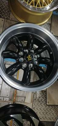 Rim Size 14 fits B15, Town ace among various cars image 2