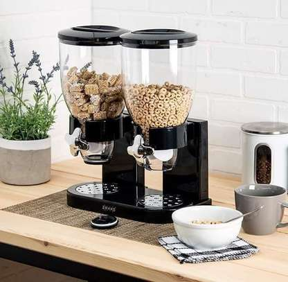 Double Cereal Dispenser image 4