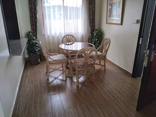 Furnished 1 bedroom apartment for rent in Rhapta Road image 2