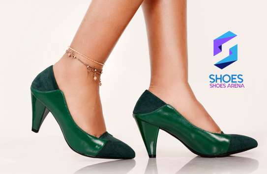 Elegant Comfy Heels image 13