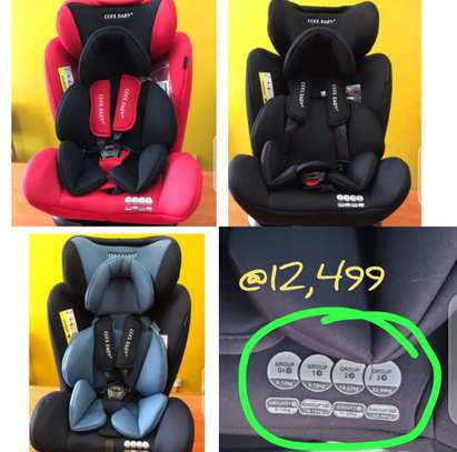 Baby Car seats image 1