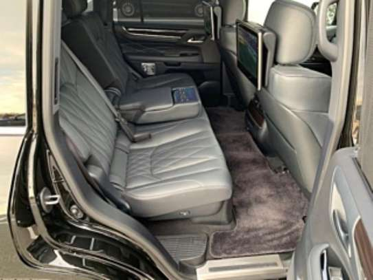 Lexus LX 570 2019 Black image 7