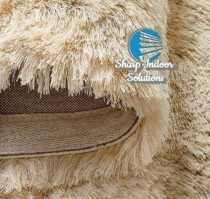 Super fluffy soft carpets(7*10) image 10