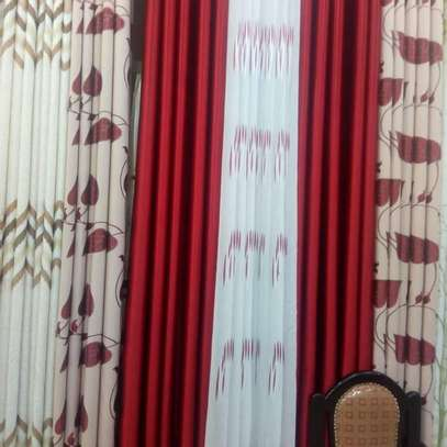 Decorated curtains image 12