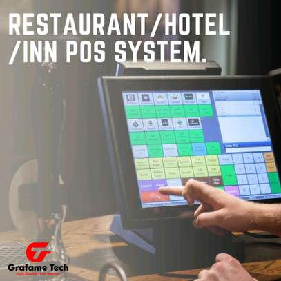 Best Restaurants or Hotel Point of sales system