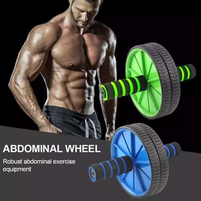 Abdominal whee image 1
