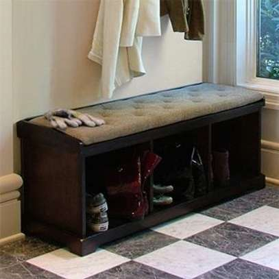 Shoe benches/ottomans image 1