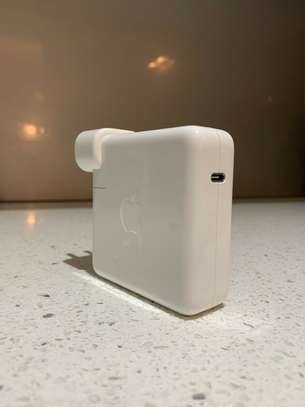 Apple 61W USB-C Power Adapter & 2m USB-C image 1