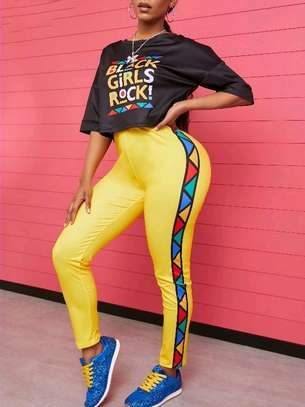 Two Piece Set | Black Girls Rock image 1