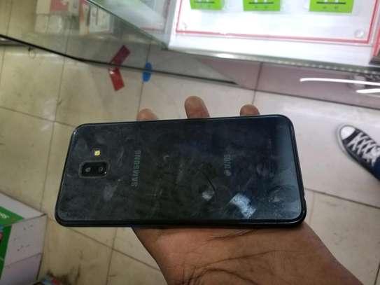 Samsung Galaxy J6plus slightly used image 2