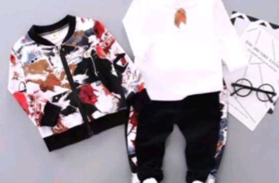 Baby boys outfits image 6