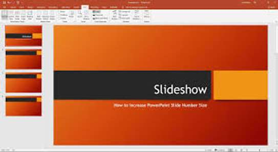 Powerpoint Design Services image 2