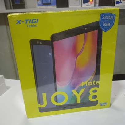 8.0 inch Tablet 32gb 1gb ram 4000mAh- X-tigi joy 8 mate image 1