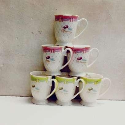 6pcs Tea cups image 1