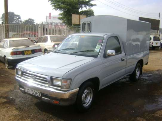 Toyota hilux pickup on sale