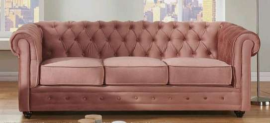 sofas/Chesterfield sofas/three seater sofa image 1