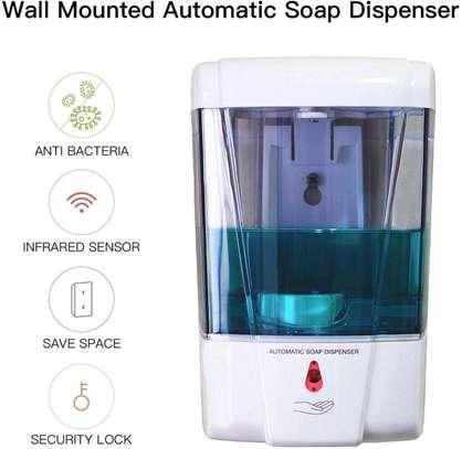 Automatic Soap Dispenser 700ml image 1