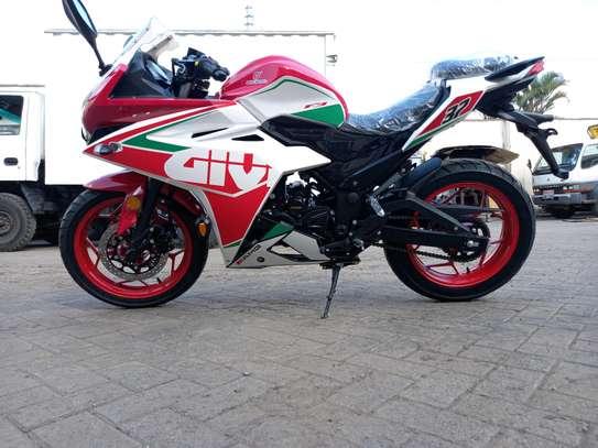New Jincheng 150cc Sports Bike image 2
