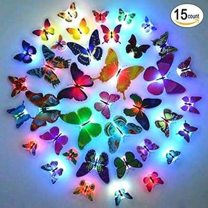 LED Butterflies image 2