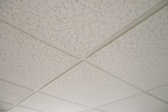 Supply of Acoustic ceiling boards and accessories for commercial ceiling image 2