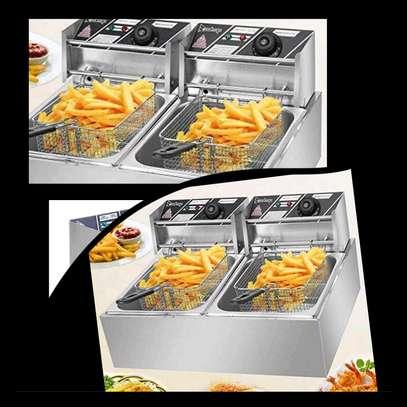 Double fryer image 1