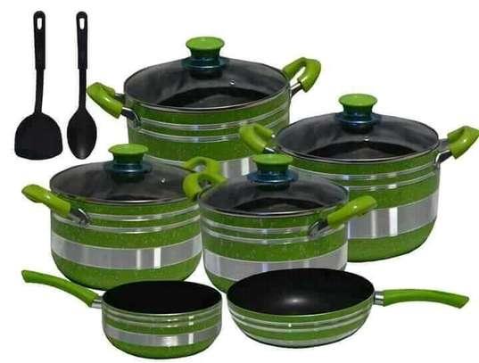 Non Stick Cooking Pots image 2