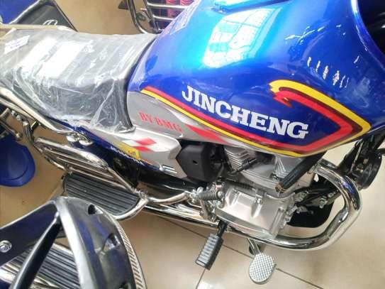 Boda boda motorbike image 2