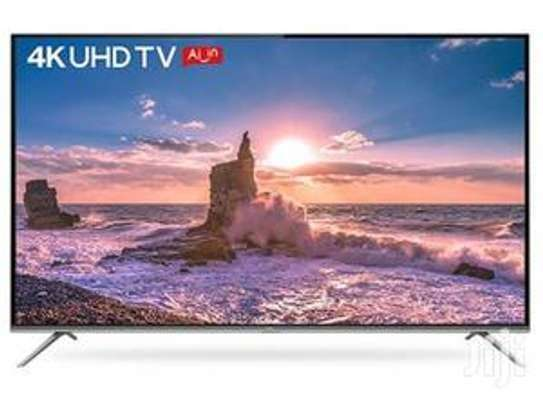 Nobel 55 Inches Smart Android TV 4k image 1