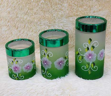 Glass storage containers image 1