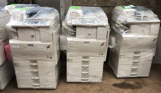 Reliable Ricoh Aficio MPC2551 Color Copier image 1