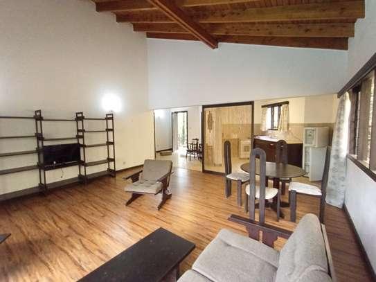 Furnished 1 bedroom house for rent in Rhapta Road image 1