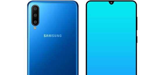 Samsung A60 128gb image 3