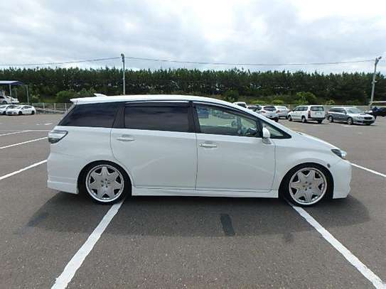 TOYOTA WISH NEW MODEL, FACELIFTED TO 2017, SPORTS EDITION image 5