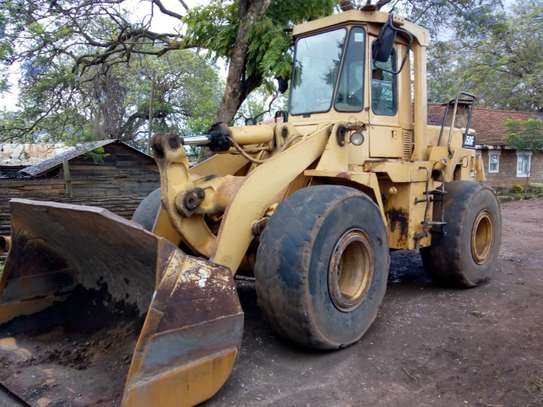 CATERPILLAR WHEEL LOADER for LONG term HIRE