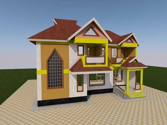 HOUSE PLANS AVAILABLE 2020- BUNGALOWS,MAISONETTES, VILLAS, FLATS image 1