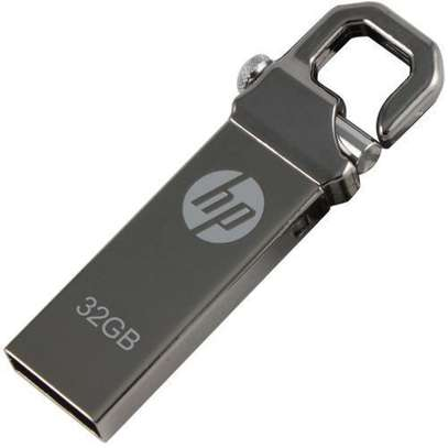 HP 32GB V250 Flash Disk Drive - Silver - . Flash Disk 32GB image 1