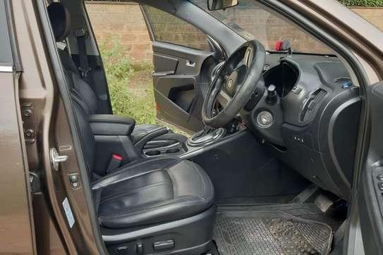 Kia Sportage 2.0 4x4 CRDi image 12