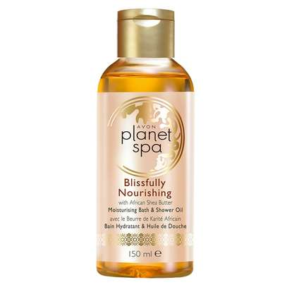 Planet Spa Blissfully Nourishing Bath & Shower Oil image 1
