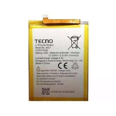 Tecno BL-40CT BL 40CT Battery for Tecno Phantom 6 plus image 1