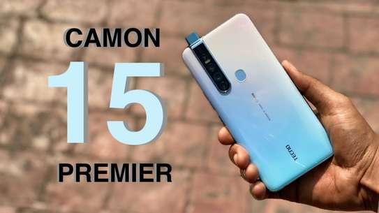 """Tecno Camon 15 Premier, 6.6"""", 128GB + 6GB,64MP image 1"""
