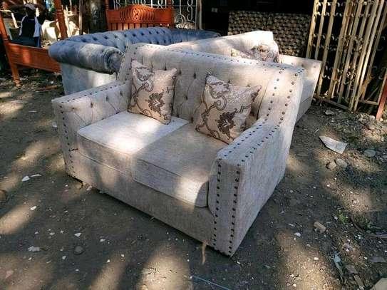 Beautiful Modern Quality 5 Seater Sofa image 1