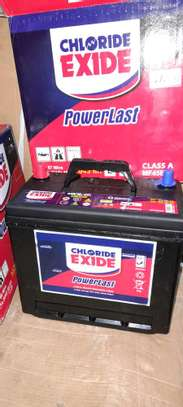 Chloride exide powerlast NS60 image 1