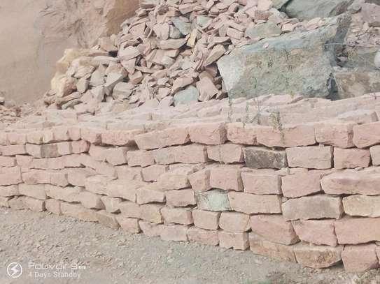 Hand cut stones, Hardcores, Mchongo and Murram image 11