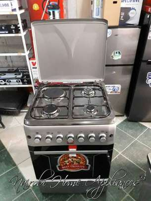 VON HOTPOINT COOKERS image 1