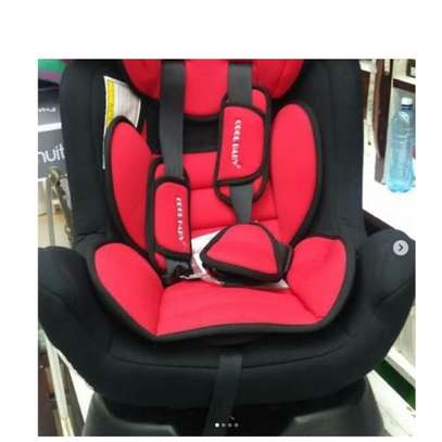 Superior Reclining Infant Car Seat & Booster with a Base (0-7years) image 4