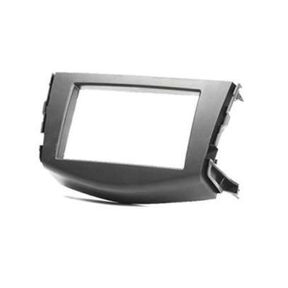 Well-made Double Din 2006-2012 TOYOTA RAV4 Car Radio Fascia Stereo Player Surround Panel CD Trim Installation Frame image 1