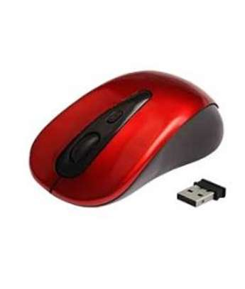 Dell Wireless Mouse -Red image 1
