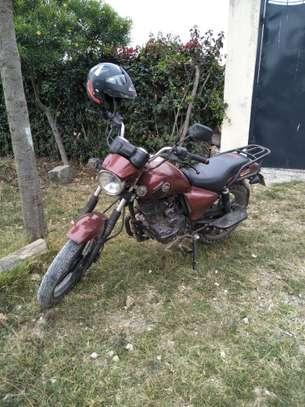 Keeway motorcycle scooter image 1